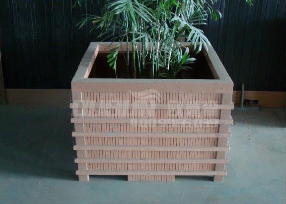 生态木塑材料